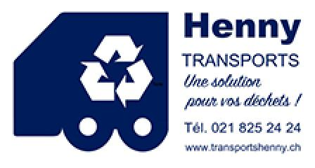 PET-Recycling Schweiz: Henny Transports S.A.