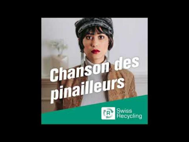 Swiss Recycling chanson des pinailleurs