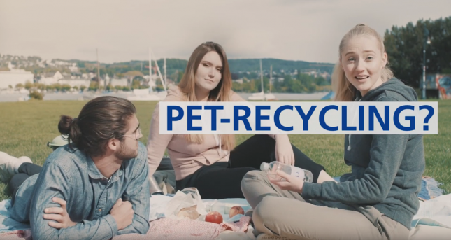 PET-Recycling? Ich? Immer! - Park