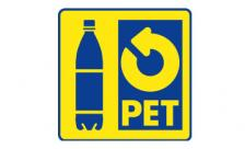 Erfolgreiches PET-Recycling-Logo