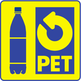 PET-Recycling Logo